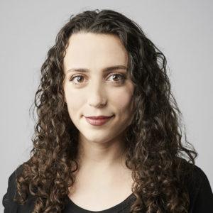 Sarah Minion - Outreach Associate