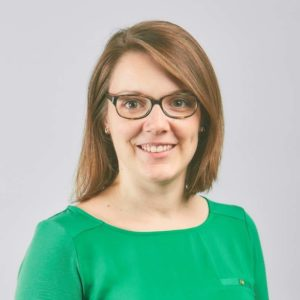 Shannon Scully - Vera Alumnus