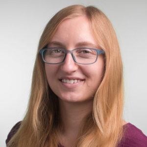 Shayna Scott - Program Analyst