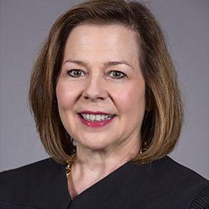 Sheila Condren - Associate District Judge, Twelfth District of Oklahoma