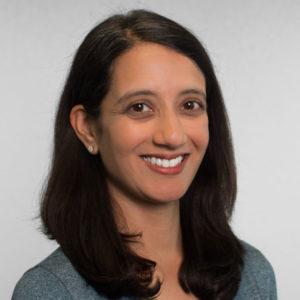 Vidhya Ananthakrishnan - Former Project Director