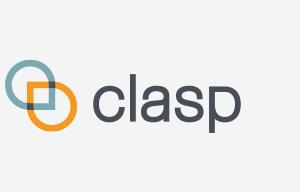 Logo clasp