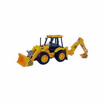 02428 Bruder JCB 4CX Tractor