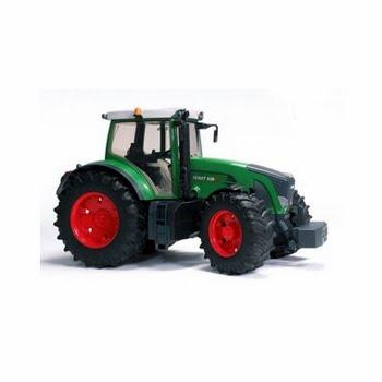 03040 Bruder Fendt Tractor