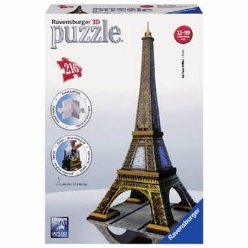 3D Puzzel Eiffeltoren