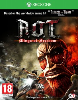 A.O.T Wings of Freedom (Attack on Titan) (Xbox One)