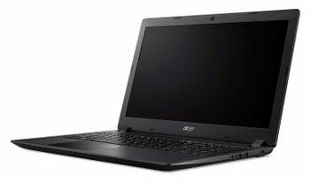 """Acer A315-51-33U5 2GHz i3-6006U 15.6"""" 1366 x 768Pixels Zwart Notebook"""