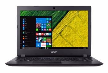 """Acer Aspire A314-31-C7CY 1.1GHz N3450 14"""" 1366 x 768Pixels Zwart Notebook"""