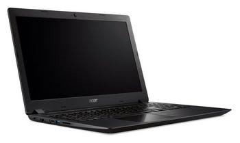 """Acer Aspire A315-51-348Z 2.00GHz i3-6006U 15.6"""" 1920 x 1080Pixels Zwart Notebook"""