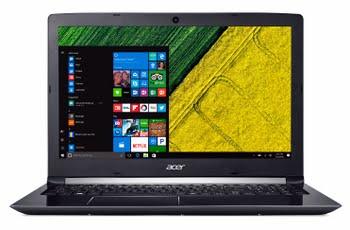 """Acer Aspire A515-51G-58C6 2.5GHz i5-7200U 15.6"""" 1920 x 1080Pixels Zwart Notebook"""