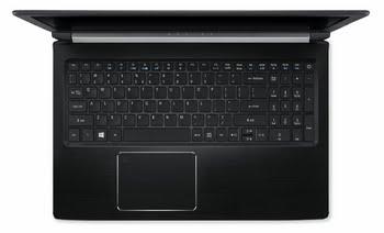 """Acer Aspire A715-71G-51VT 2.5GHz i5-7300HQ 15.6"""" 1920 x 1080Pixels Zwart Notebook"""