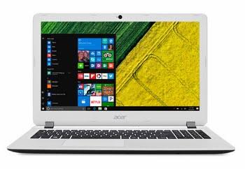 "Acer Aspire ES1-523-20HU 1.5GHz E1-7010 15.6"" 1920 x 1080Pixels Wit Notebook"