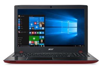 "Acer Aspire ES1-523-29ZA 1.5GHz E1-7010 15.6"" 1920 x 1080Pixels Rood Notebook"