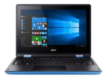 """Acer Aspire R 11 R3-131T-C6TA 1.6GHz N3060 11.6"""" 1366 x 768Pixels Touchscreen Zwart, Blauw"""