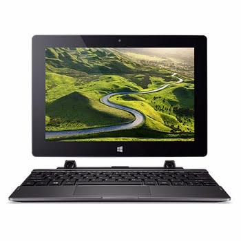 """Acer Aspire Switch One 10 SW1-011-139A 1.44GHz x5-Z8300 10.1"""" 1280 x 800Pixels Touchscreen Zwart"""