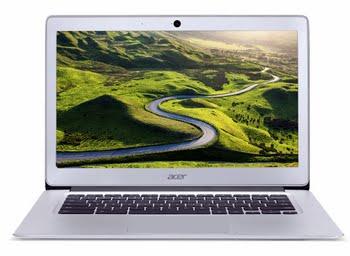 """Acer Chromebook CB3-431-C5K7 1.6GHz N3160 14"""" 1920 x 1080Pixels Grijs"""