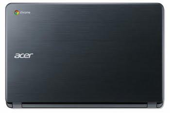 "Acer Chromebook CB3-532-C3MX 1.6GHz N3060 15.6"" 1366 x 768Pixels Zwart, Grijs"