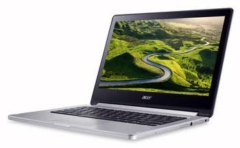 """Acer Chromebook CB5-312T-K7SP 2.1GHz M8173C 13.3"""" 1920 x 1080Pixels Touchscreen Zilver"""