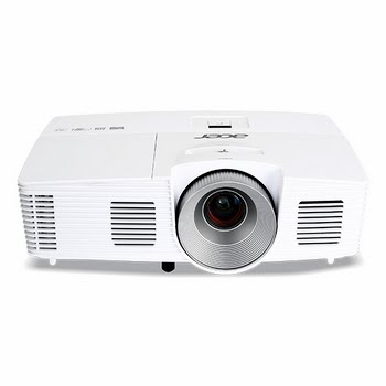 Acer Home H6512BD Desktopprojector 3400ANSI lumens DLP 1080p (1920x1080) Wit beamer/projector