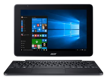 "Acer One 10 S1003-18XW 1.44GHz x5-Z8350 10.1"" 1920 x 1200Pixels Touchscreen Zwart Hybride (2-in-1)"