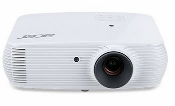 Acer P1502 3400ANSI lumens DLP 1080p (1920x1080) Desktopprojector Wit