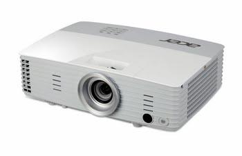 Acer P5627 Desktopprojector 4000ANSI lumens DLP WUXGA (1920x1200) Wit beamer/projector