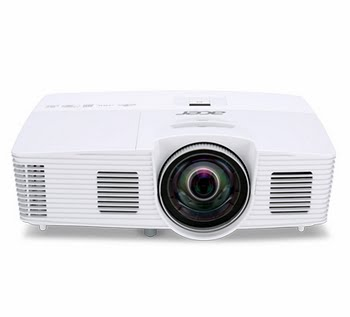 Acer Professional and Education S1383WHne 3100ANSI lumens DLP WXGA (1280x800) Desktopprojector Wit