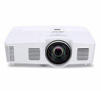 Acer S1283e Desktopprojector 3100ANSI lumens XGA (1024x768) Wit beamer/projector
