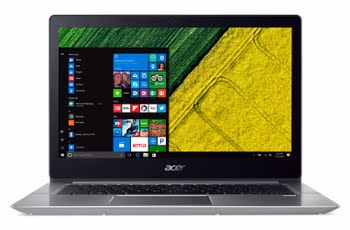 "Acer Swift 3 SF314-52-388U 2.4GHz i3-7100U 14"" 1920 x 1080Pixels Zilver Notebook"