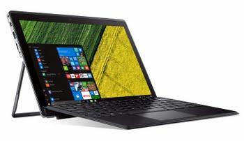 "Acer Switch 3 SW312-31P-P8P1 1.10GHz N4200 12.2"" 1920 x 1200Pixels Touchscreen Grijs Hybride (2-in-1)"