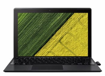 """Acer Switch SW312-31 1.10GHz N4200 12.2"""" 1920 x 1200Pixels Touchscreen Antraciet Hybride (2-in-1)"""