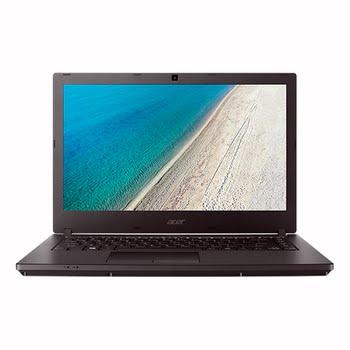 "Acer TravelMate P2510-M-37FX 2.4GHz i3-7100U 15.6"" 1366 x 768Pixels Zwart Notebook"