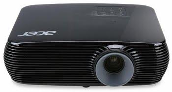 Acer X1326WH Desktopprojector 4000ANSI lumens DLP WXGA (1280x800) 3D Zwart beamer/projector