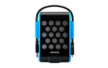 ADATA 2TB HD720 USB Type-A 3.0 (3.1 Gen 1) 2000GB Zwart, Blauw