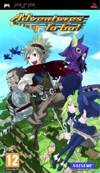 Adventures To Go (Sony PSP)