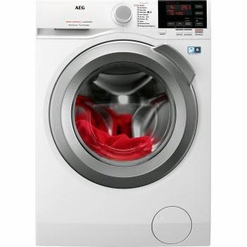 AEG 914 913 022 Vrijstaand Voorbelading 8kg 1400RPM A+++ Wit wasmachine