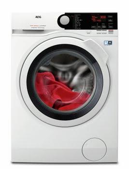 AEG L7FB86EW Vrijstaand Voorbelading 8kg 1600RPM A+++ Wit wasmachine
