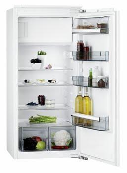 AEG SFB61221AF Ingebouwd 180l A++ Wit combi-koelkast