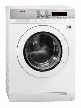 AEG SPECIAL9 Vrijstaand Voorbelading 9kg 1400RPM A+++-20% Wit