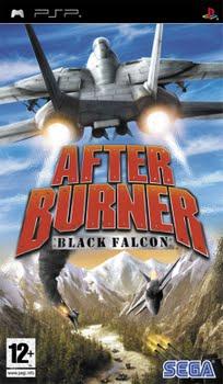After Burner Black Falcon (Sony PSP)
