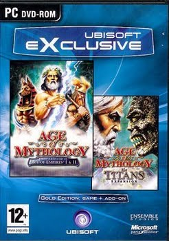 Age of Mythology Gold Edition (exclusive) (PC)
