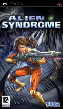 Alien Syndrome (Sony PSP)