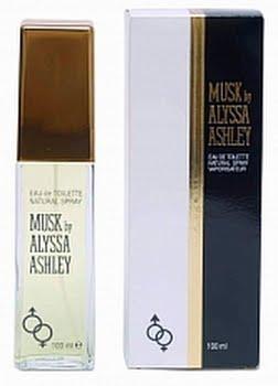 Alyssa Ashley Musk Eau de Toilette 100ml