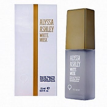 Alyssa Ashley White Musk Eau De Toilette 15ml