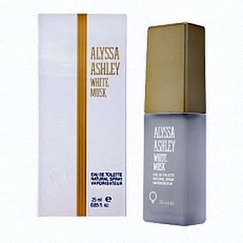 Alyssa Ashley White Musk Eau De Toilette 25ml