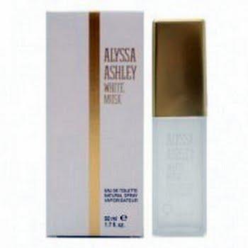 Alyssa Ashley White Musk Eau De Toilette 50ml