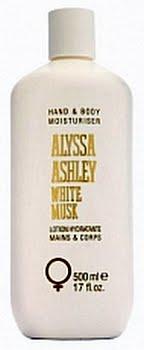 Alyssa Ashley White Musk Hand And Bodylotion 500ml