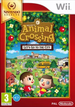 Animal Crossing Let's Go to the City (Nintendo Selects) (Nintendo Wii)