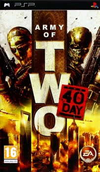Army of Two The 40th Day (Sony PSP)