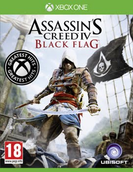 Assassin's Creed 4 Black Flag (greatest hits) (Xbox One)